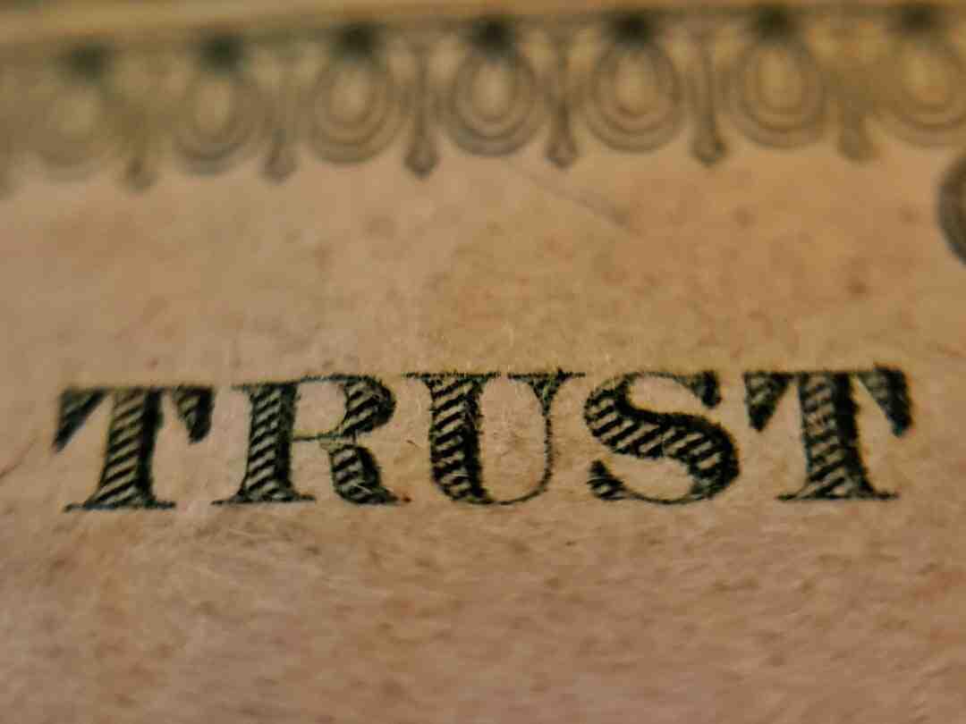 Quand on perd la confiance ?