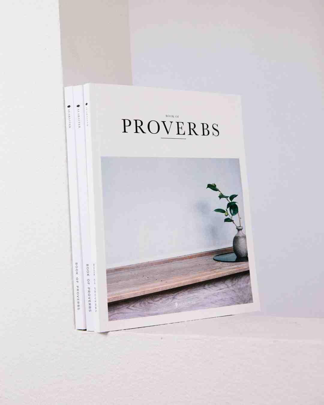 Quel est le proverbe le plus connu ?