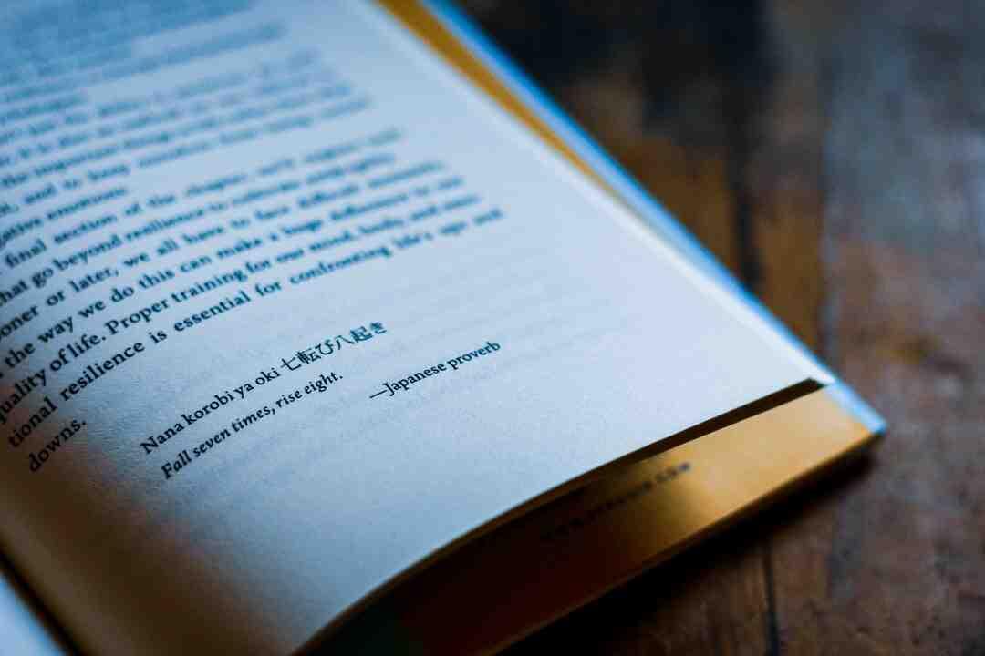 Quel sont les types de proverbes ?
