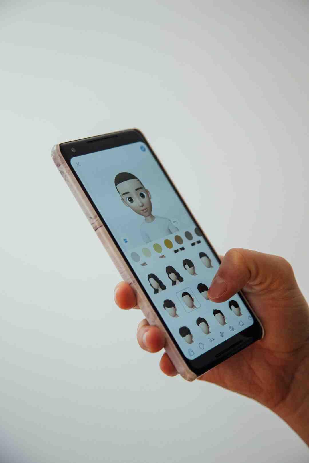 Comment activer les smileys sur un Samsung ?