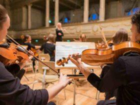 Définition orchestre