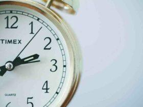 Proverbe sur le temps qui passe