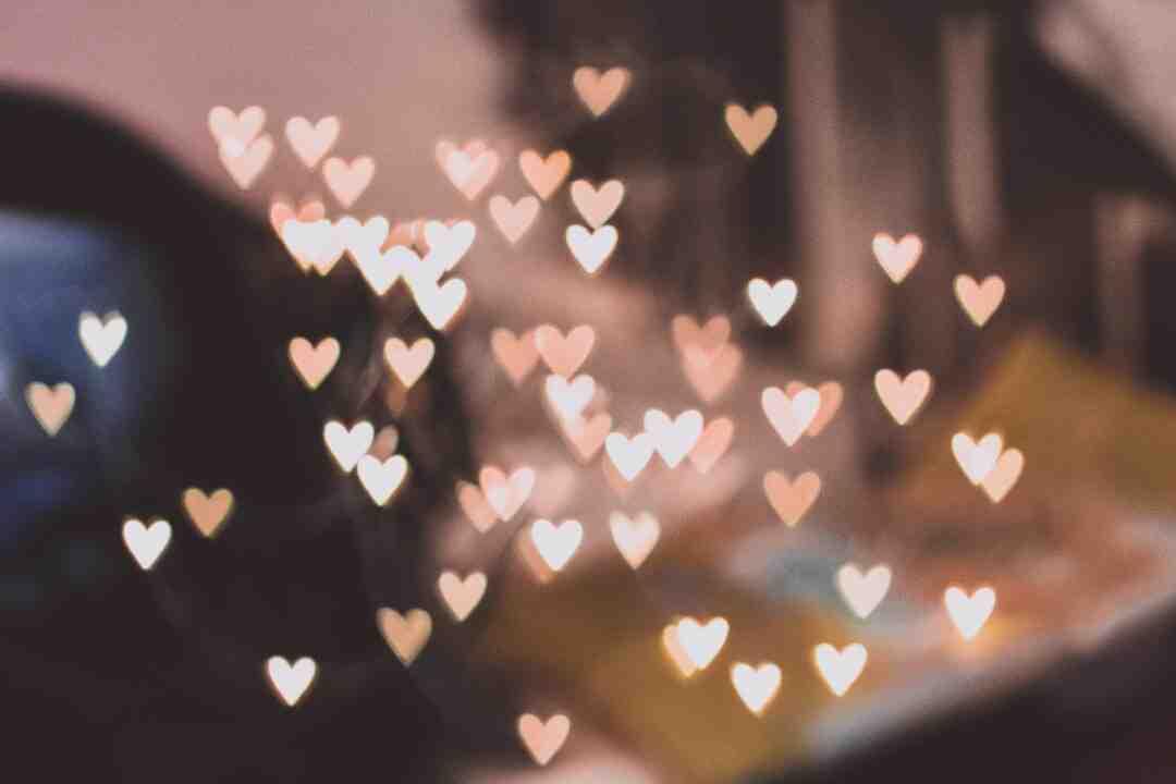 Quand on est amoureux proverbe ?