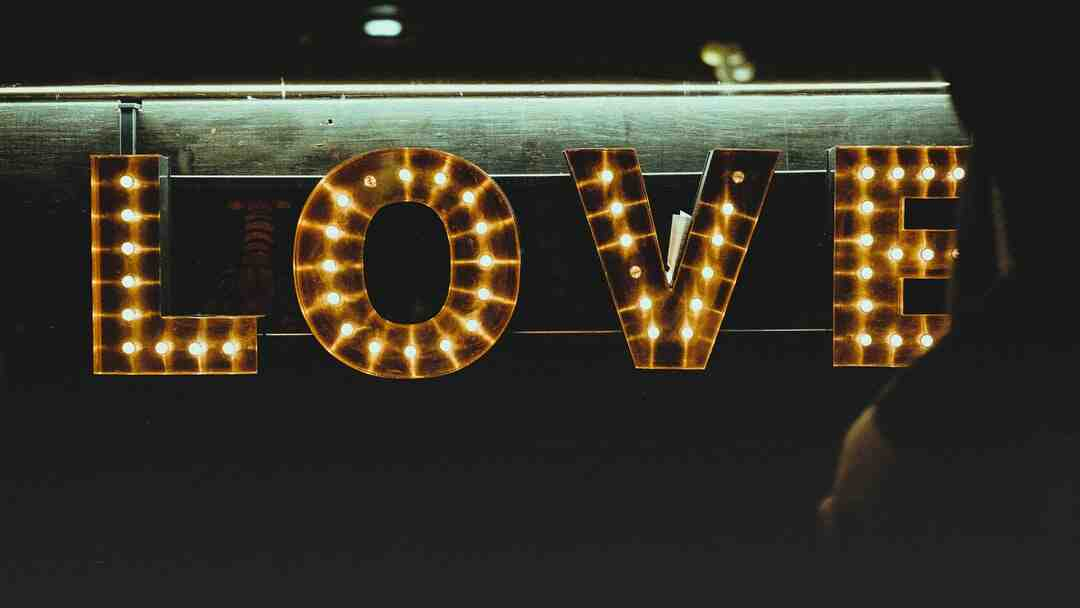 Quelles sont les plus belles paroles d'amour ?